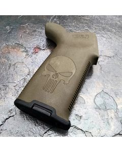 AR-15/M4 MAGPUL MOE+ GRIP - Punisher (choice of color)
