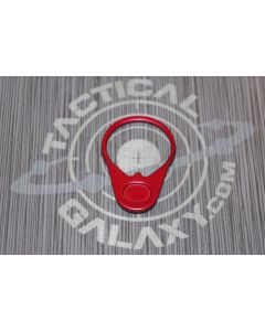 red anodize OEM style end plate