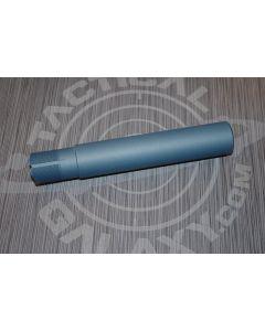 Titanium Blue PISTOL LENGTH Buffer Extension Tube