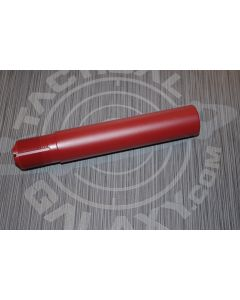 CRIMSON RED Cerakote  AR15 / M16 / M4 PISTOL LENGTH Buffer Extension Tube