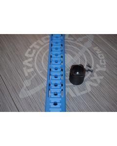 "Tactical Galaxy 15"" NRA BLUE clamp on Handgaurd 2"