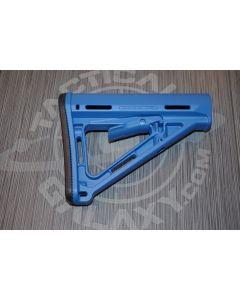 AR15 NRA BLUE Cerakote MOE Carbine Stock