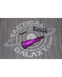 AR15TIMBER CREEK ANODIZE RED FOWARD ASSIST