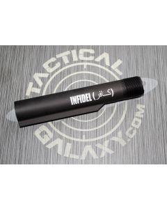 INFIDEL AR15 / M16 / M4 Buffer Extension Tube