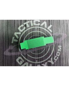 AR15 Green enhanced trigger guard