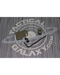 ODG AR-15 2PC Oversized Magazine Extended Release Button