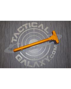 AR15 Orange Anodized Charging Handle