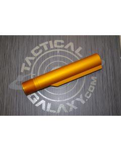 Orange Anodized mil-spec  AR15 / M16 / M4  Buffer Extension Tube