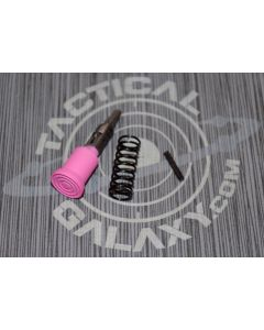 FORWARD ASSIST ASSEMBLY FOR AR15 and AR10 PINK CERAKOTE