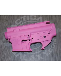 AR15 LOWER and UPPER COMBO SETS PINK CERAKOTE