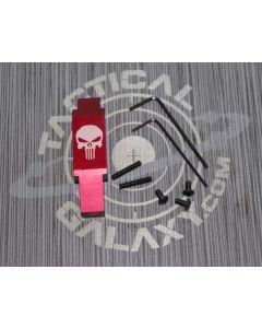 RED PUNISHER ENHANCED TRIGGER GUARD AR15