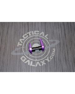 AR 15 Purple Anodized AMBIDEXTROUS SAFETY