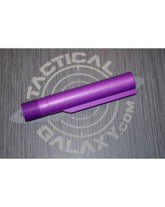 AR 15 Purple Anodized  BUFFER TUBE mil-spec