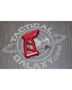 AR15 Red Anodized Enforcer Vertical Foregrip