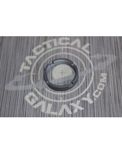 AR15 / AR10 CASTLE NUT FOR BUFFER TUBE 223 / LR 308 SNIPER GREY CERAKOTE