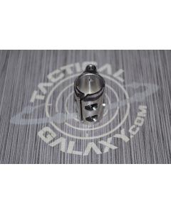 AR15 Clamp-on stainless steel .750 GAS BLOCK, ar-15 stainless, ar15 stainless gas block, stainless low pro gas block