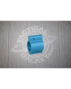 AR-15 TEAL ANODIZED LOW PROFILE GAS BLOCK