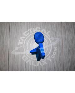 AR15 BLUE ANODIZED  BOLT CATCH