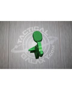 AR15 BOLT CATCH RELEASE LEVER GREEN ANODIZED