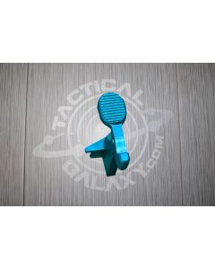 AR15 BOLT CATCH RELEASE LEVER- TEAL Anodized