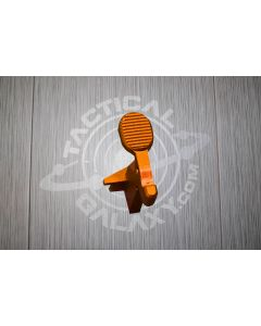 AR15 BOLT CATCH RELEASE LEVER-ORANGE ANODIZED