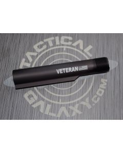 USA FLAG VETERAN  AR15 / M16 / M4 Buffer Extension Tube