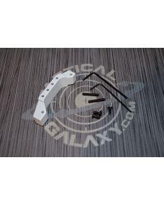 AR15 ENHANCED TRIGGER GUARD WHITE CERAKOTE