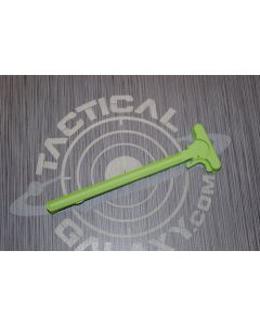 CHARGING HANDLE FOR AR15 ZOMBIE GREEN CERAKOTE