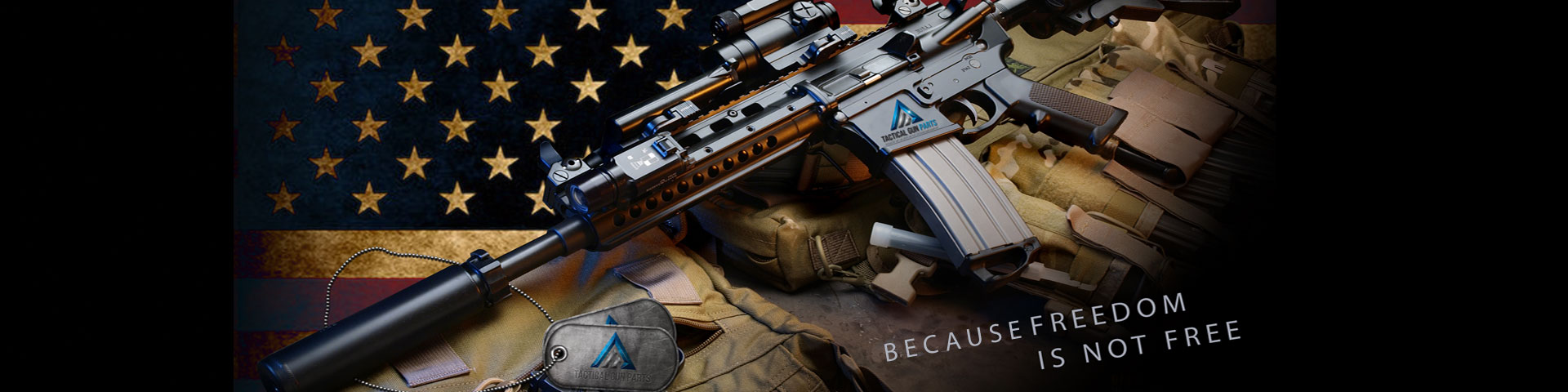 Tactical Gun Parts   AR-15, Glock, AR-10 and 1911 gun parts