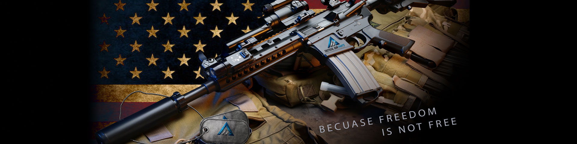 tactical gun parts